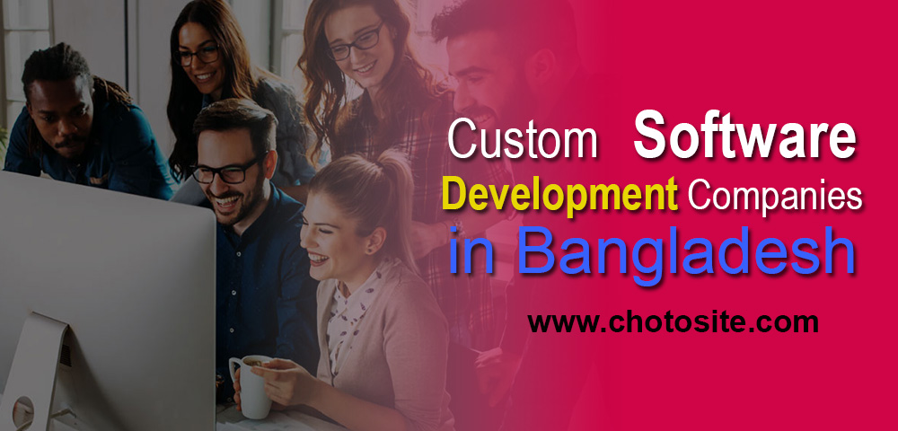 Software Development Company in Uttara